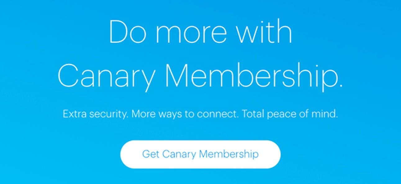 Canarys Free Tier hat sich möglicherweise geändert, bietet aber immer noch mehr als andere Cams