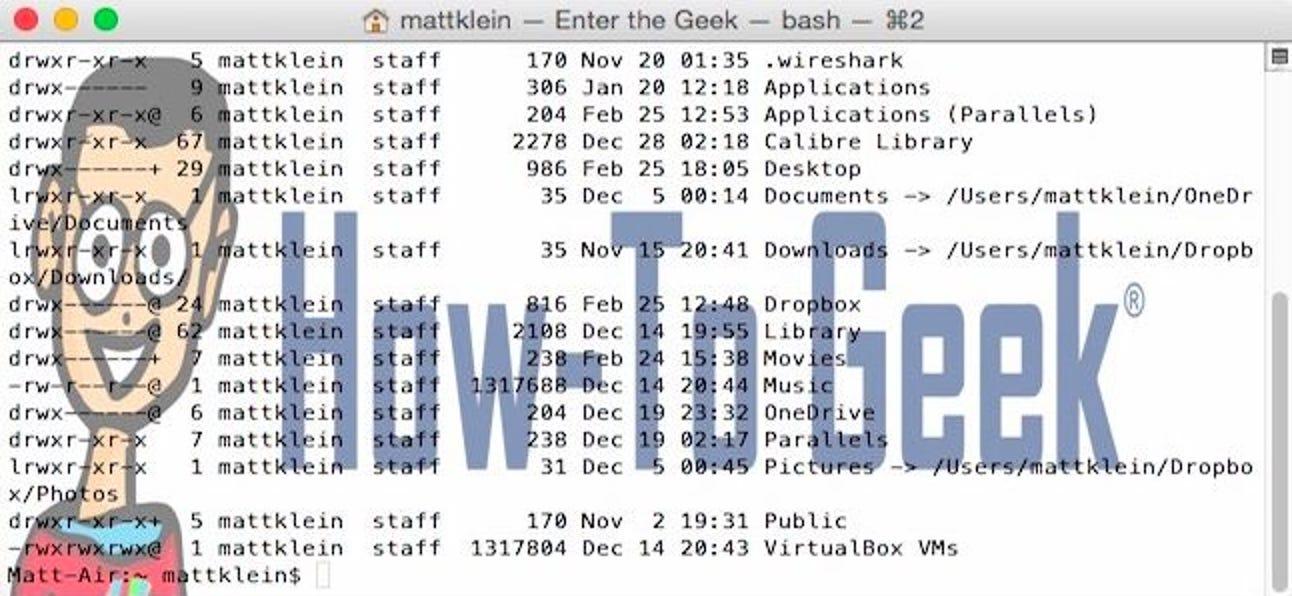 So ändern Sie das Erscheinungsbild des OS X-Terminals mit Profilen