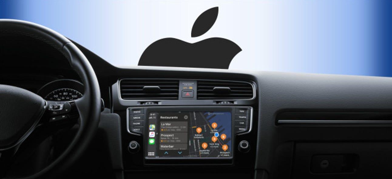 """So aktivieren Sie in Apple CarPlay die Option """"Während der Fahrt nicht stören"""""""
