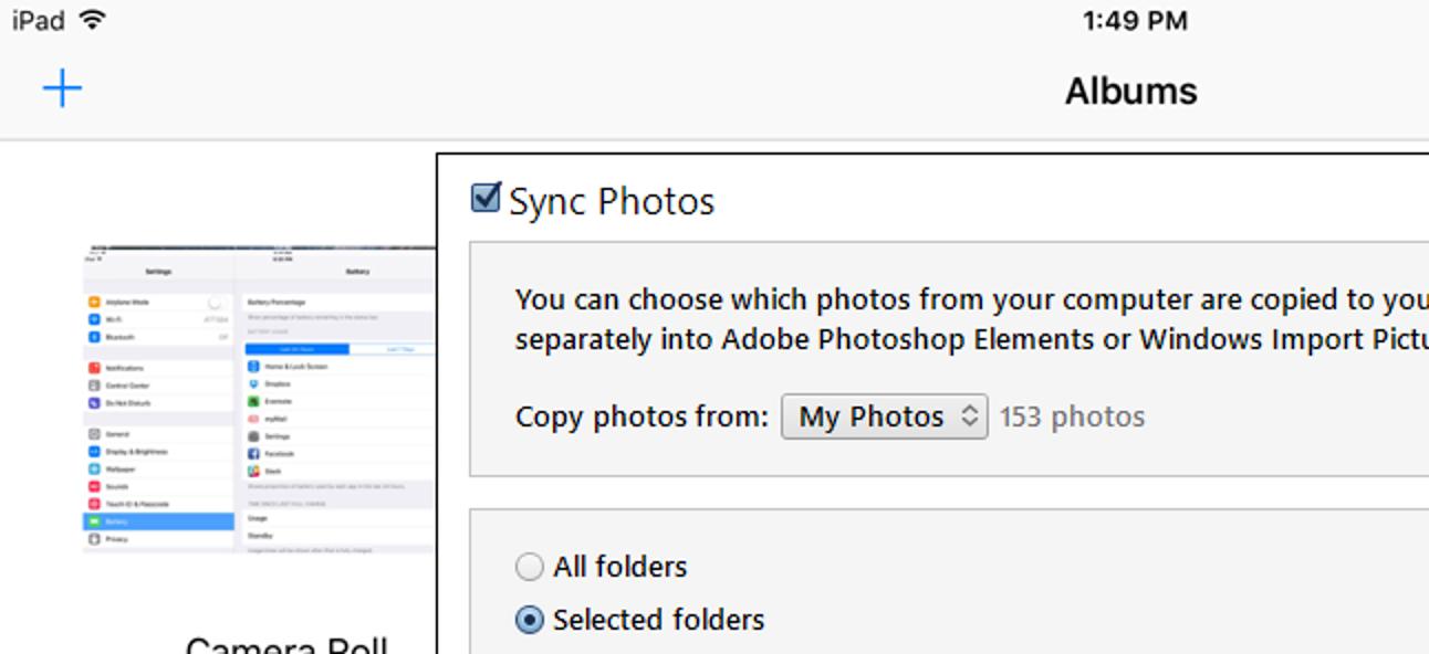 So übertragen Sie Fotos einfach von Ihrem PC auf Ihr iPhone, iPad oder Ihren iPod