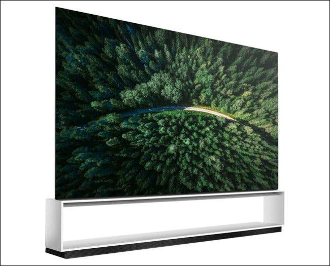 """LG 88"""" 8K-Fernseher der OLED Z9-Serie"""