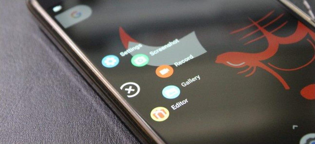 So zeichnen Sie den Bildschirm Ihres Android-Geräts auf