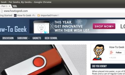So installieren Sie Google Chrome in Ubuntu 14.04