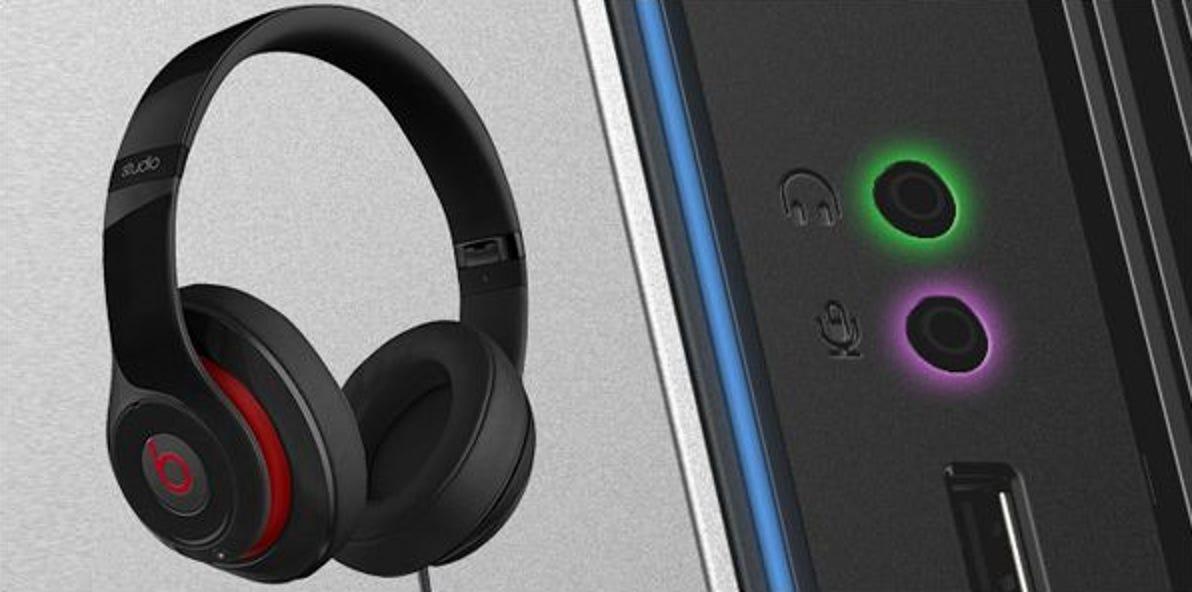 So verwenden Sie ein mobiles Headset-Mikrofon mit einem Desktop-PC