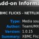 So zeigen Sie Netflix Watch sofort in XBMC an
