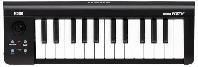 KORG Microkey MIDI Keyboard