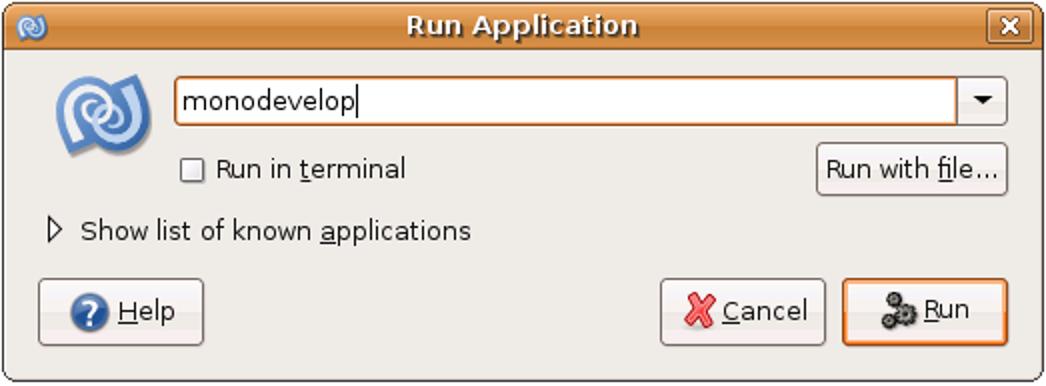 Installation von MonoDevelop von Source unter Ubuntu