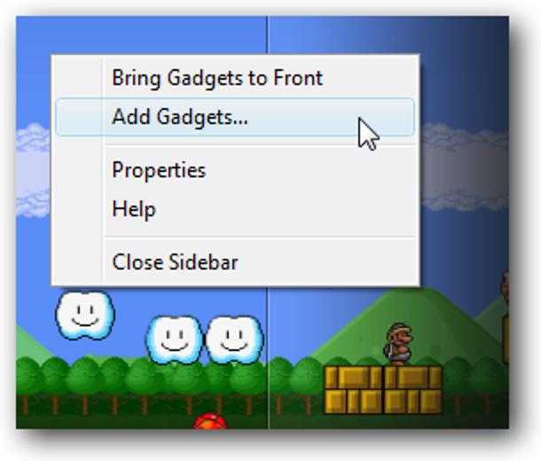 Halten Sie Ihren Vista Desktop mit dem Magic Folder sauber