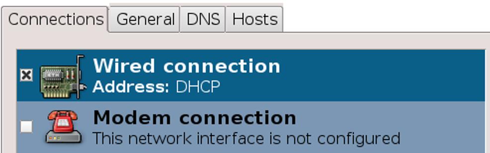 Ändern Sie Ubuntu Desktop von DHCP in eine statische IP-Adresse