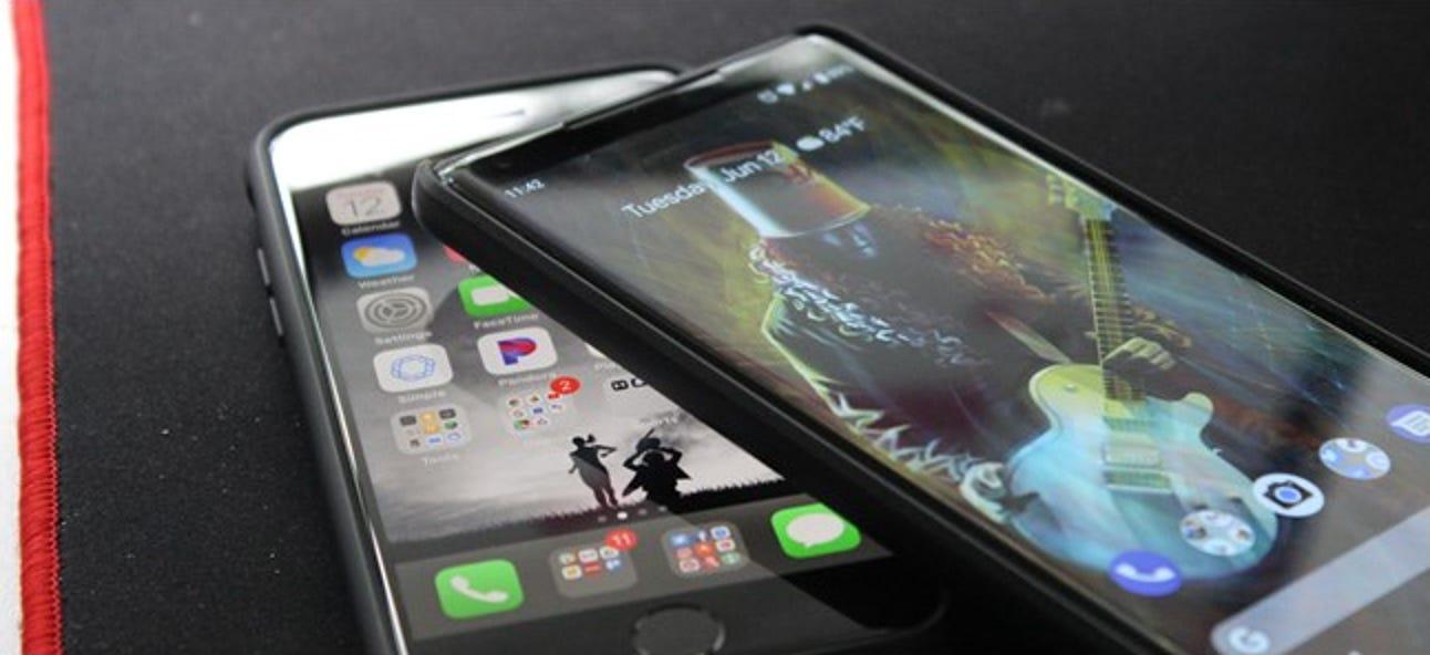 Sechs Android-Funktionen, die Sie auf dem iPhone auch nach iOS 12 nicht finden