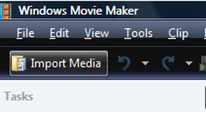 Erstellen / Bearbeiten eines Films mit Windows Movie Maker in Windows Vista