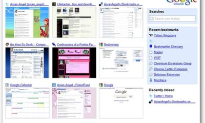 Aktivieren Sie die neu gestaltete Benutzeroberfläche für neue Registerkarten in Google Chrome