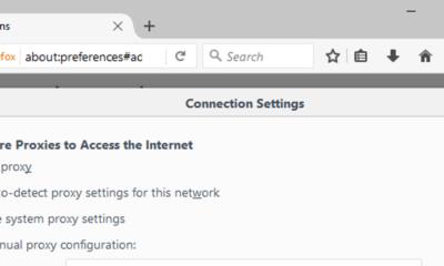 So konfigurieren Sie einen Proxyserver in Firefox