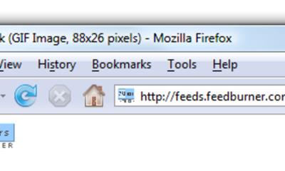 Feedburner-Teilnehmernummern anzeigen, auch wenn FeedCount nicht angezeigt wird