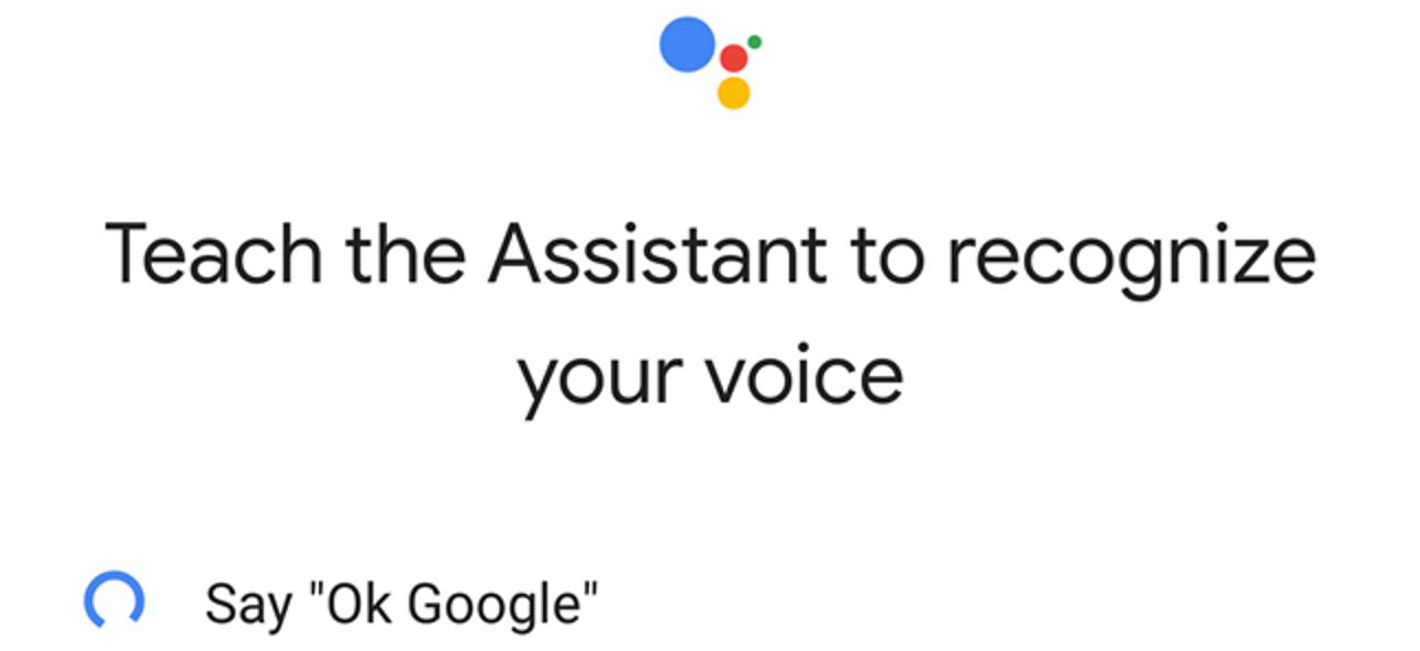 So trainieren Sie Ihr Google Assistant-Sprachmodell um