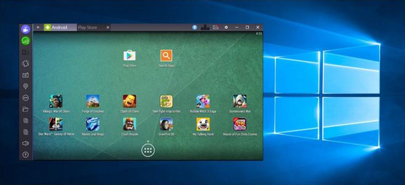So führen Sie mit BlueStacks Android-Apps und -Spiele auf Ihrem Windows-Desktop aus