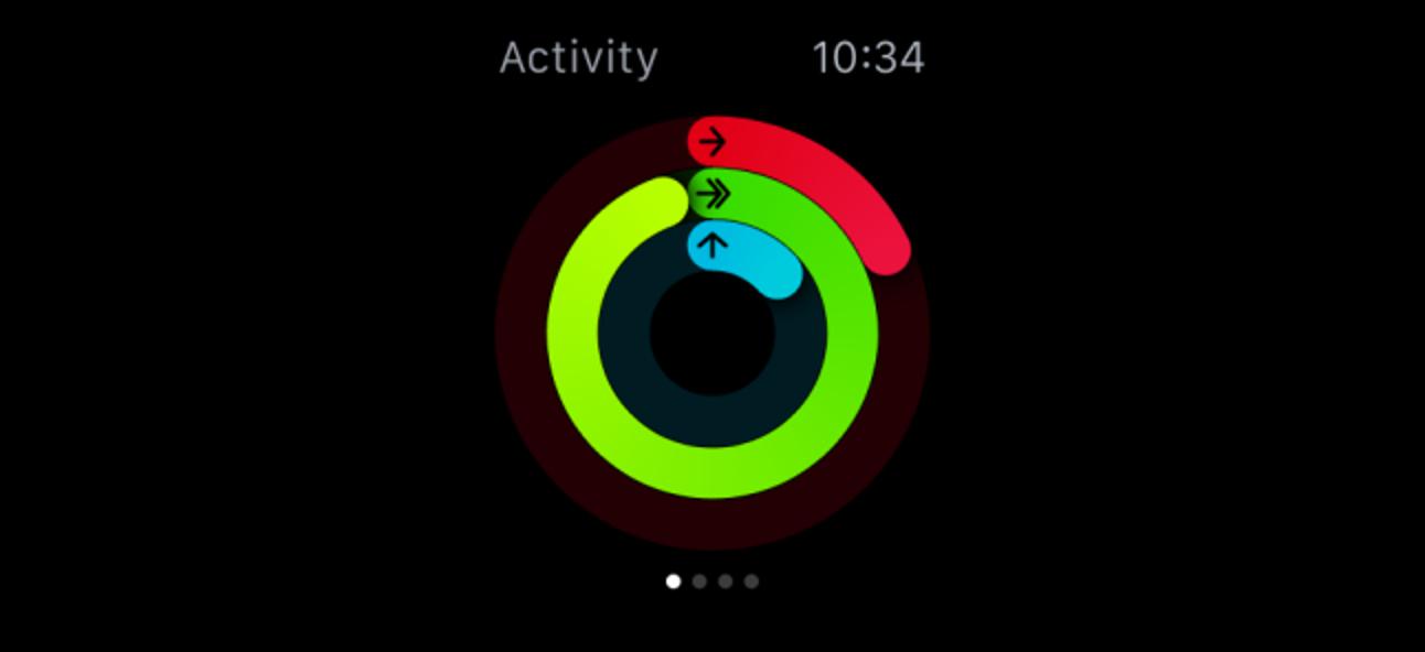 So verwenden Sie den Aktivitätsmonitor auf der Apple Watch, um Ihre Fitness zu verfolgen