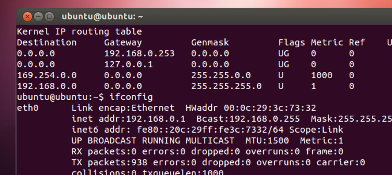 So ändern Sie Ihre IP-Adresse über die Befehlszeile in Linux