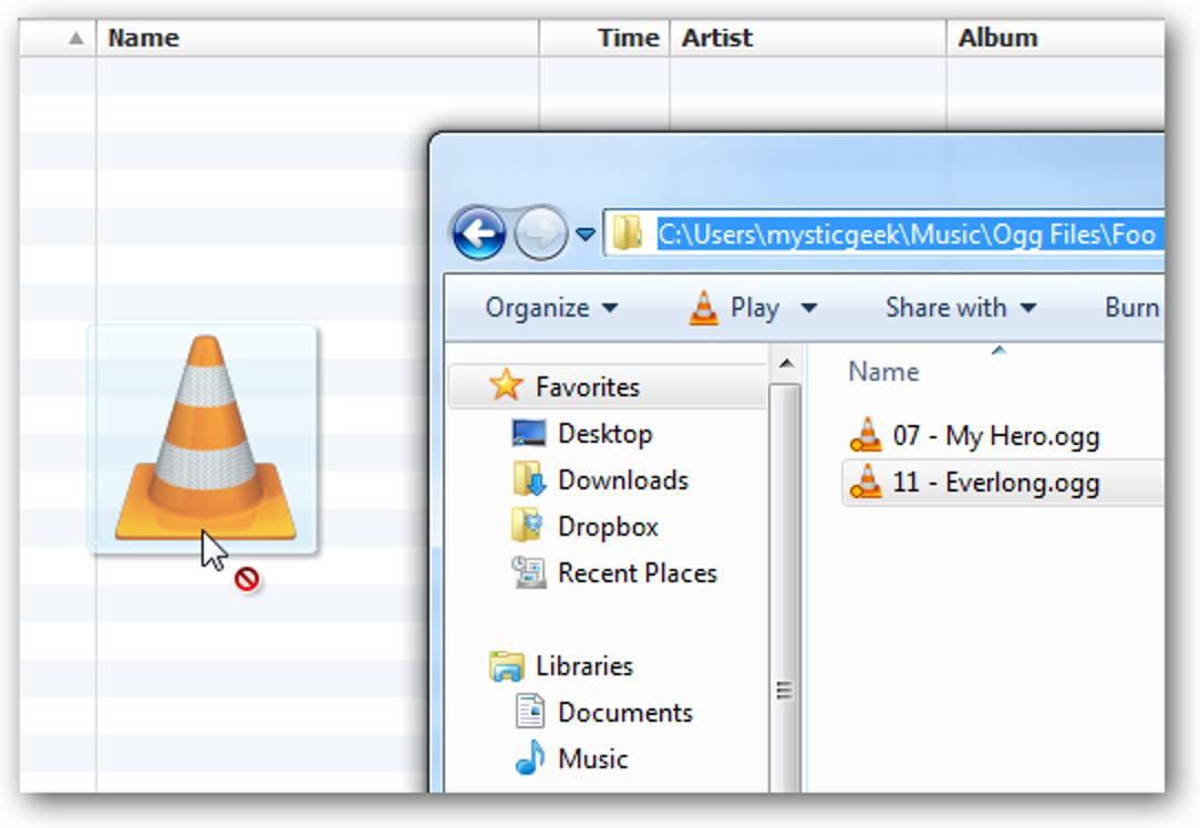 So spielen Sie Ogg-Musikdateien in iTunes für Windows ab