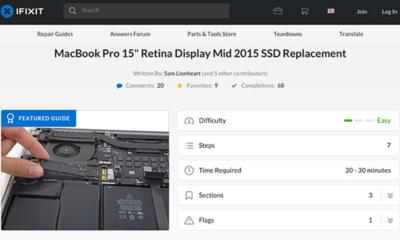 Können Sie die Festplatte oder SSD in Ihrem Mac aktualisieren?