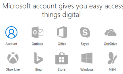 So erstellen Sie ein Microsoft-Konto