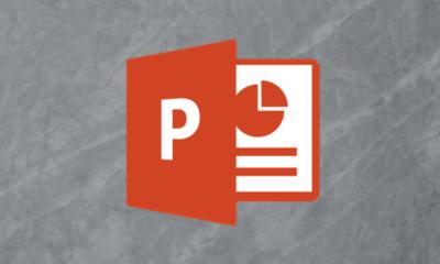 So erstellen Sie Dreifachfalten in PowerPoint