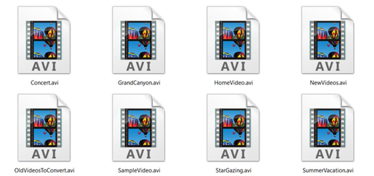 Was ist eine AVI-Datei (und wie öffne ich eine)?
