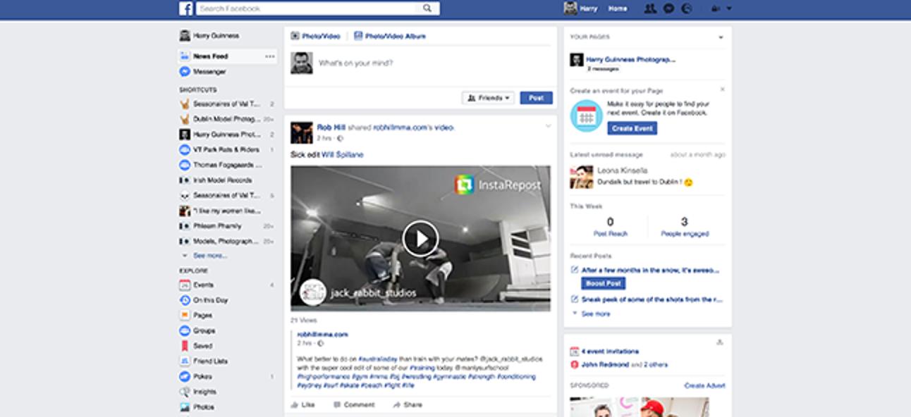 So funktioniert der Sortieralgorithmus von Facebook für Newsfeeds