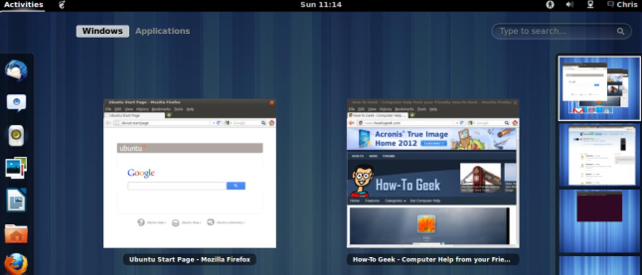 So installieren und verwenden Sie die GNOME-Shell unter Ubuntu