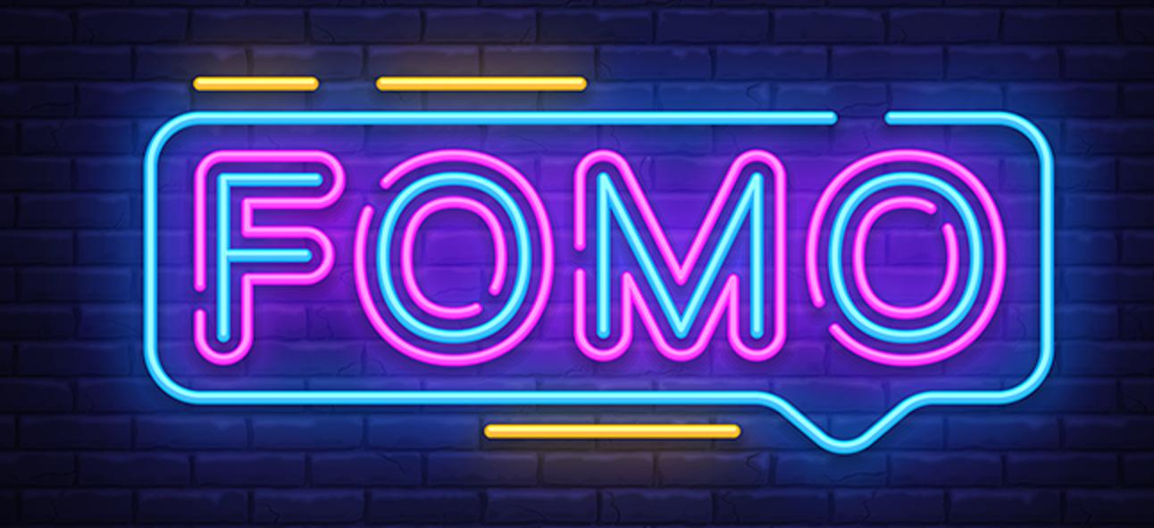 """Was bedeutet """"FOMO"""" und wie wird es verwendet?"""