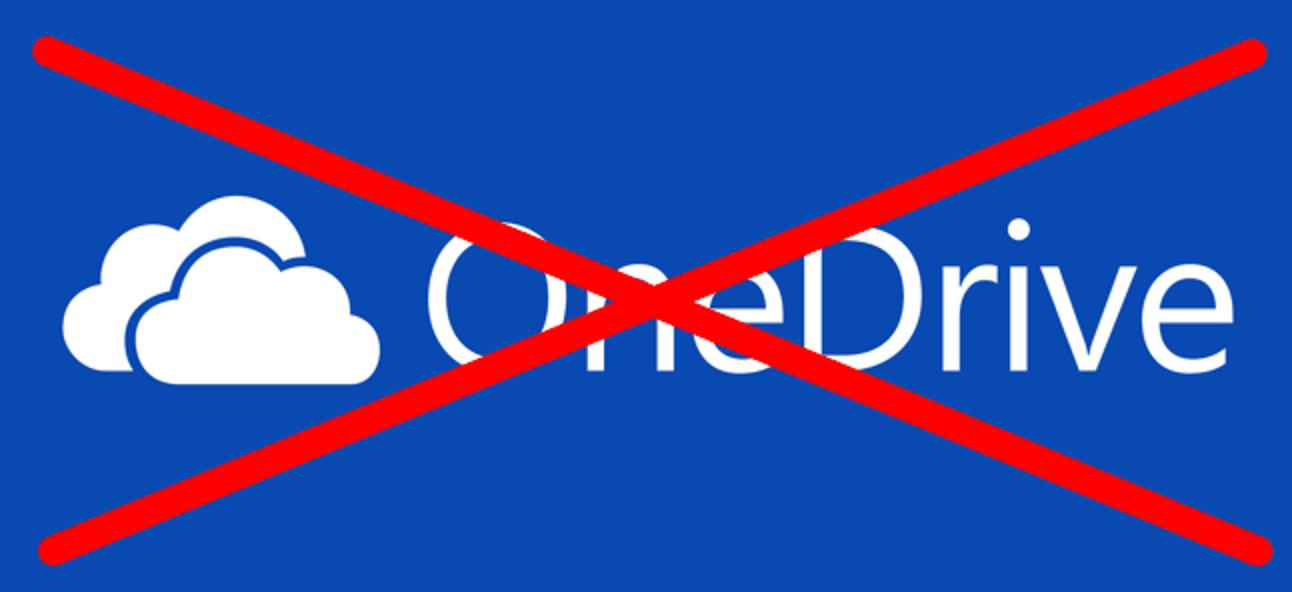 So deaktivieren Sie OneDrive und entfernen es aus dem Datei-Explorer unter Windows 10