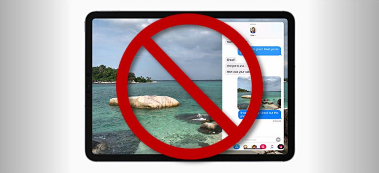 So deaktivieren Sie Multitasking auf einem iPad