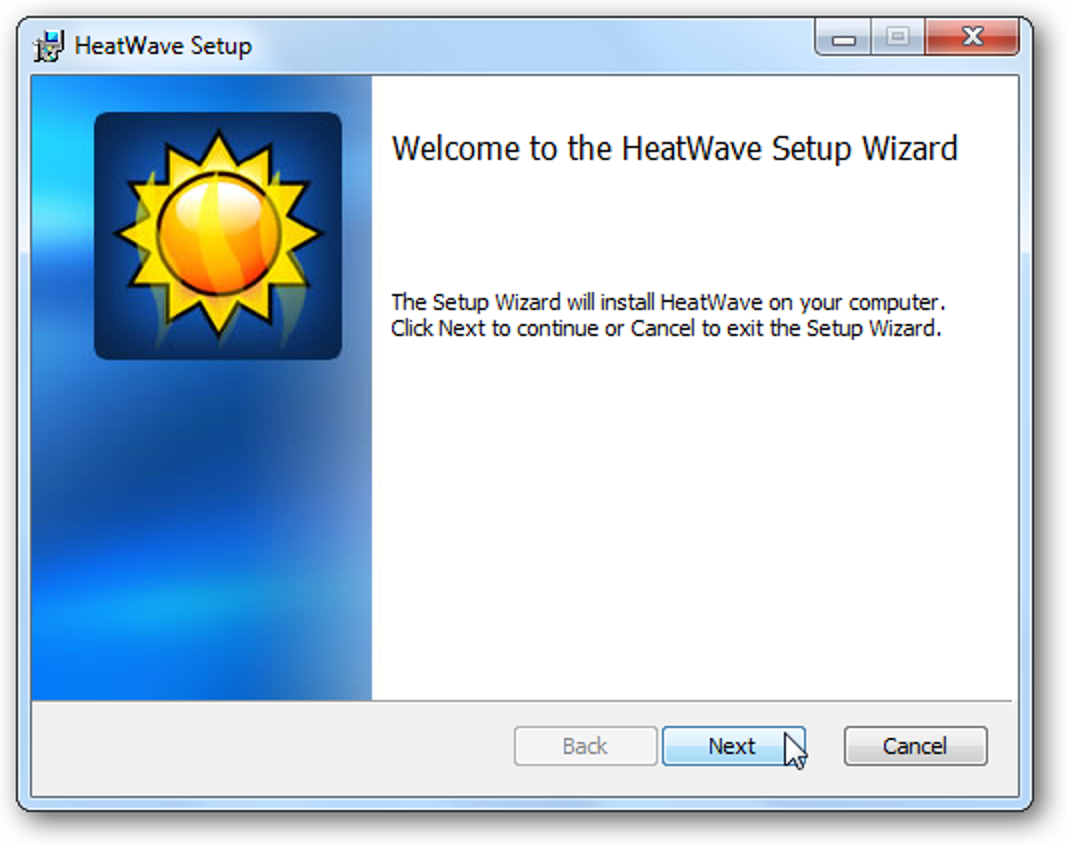 Wetterbedingungen im Windows 7 Media Center anzeigen