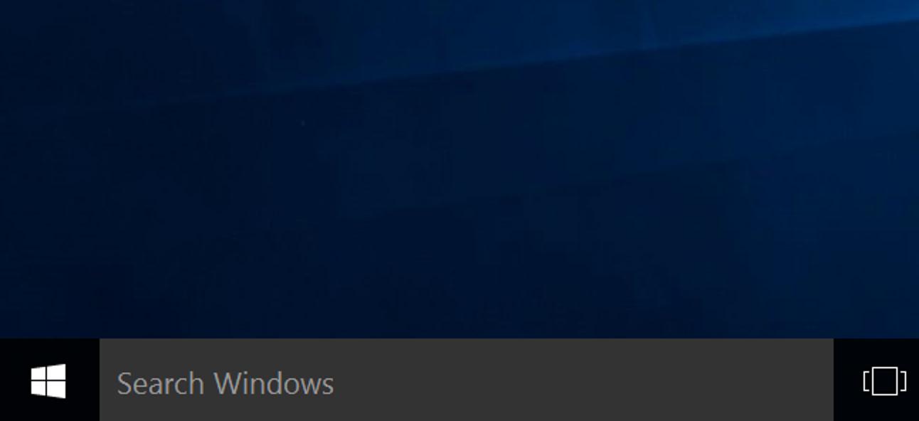 So deaktivieren Sie Cortana in Windows 10