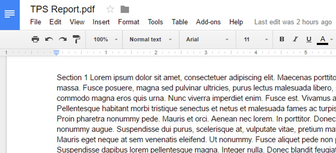 So konvertieren Sie PDF-Dateien und Bilder in Google Docs-Dokumente