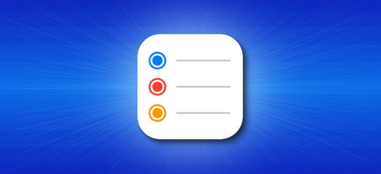 So erstellen Sie schnell eine Erinnerung auf dem iPhone und iPad