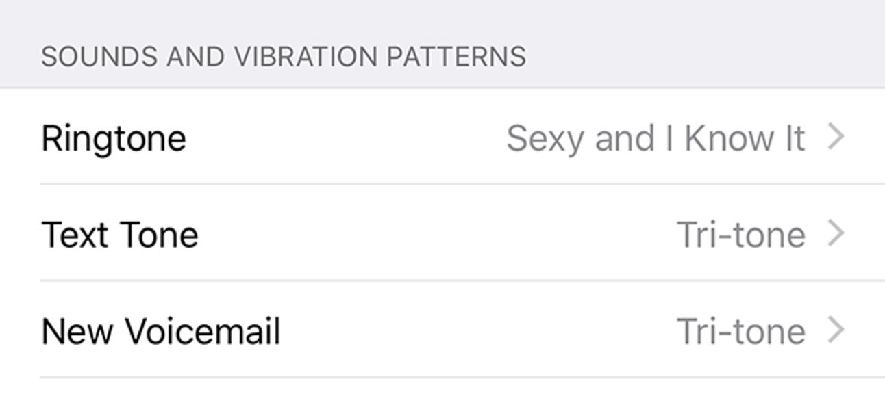 So ändern Sie Ihren iPhone-Klingelton