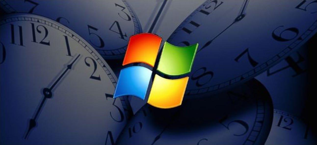 So überprüfen Sie das Alter Ihrer Windows-Installation