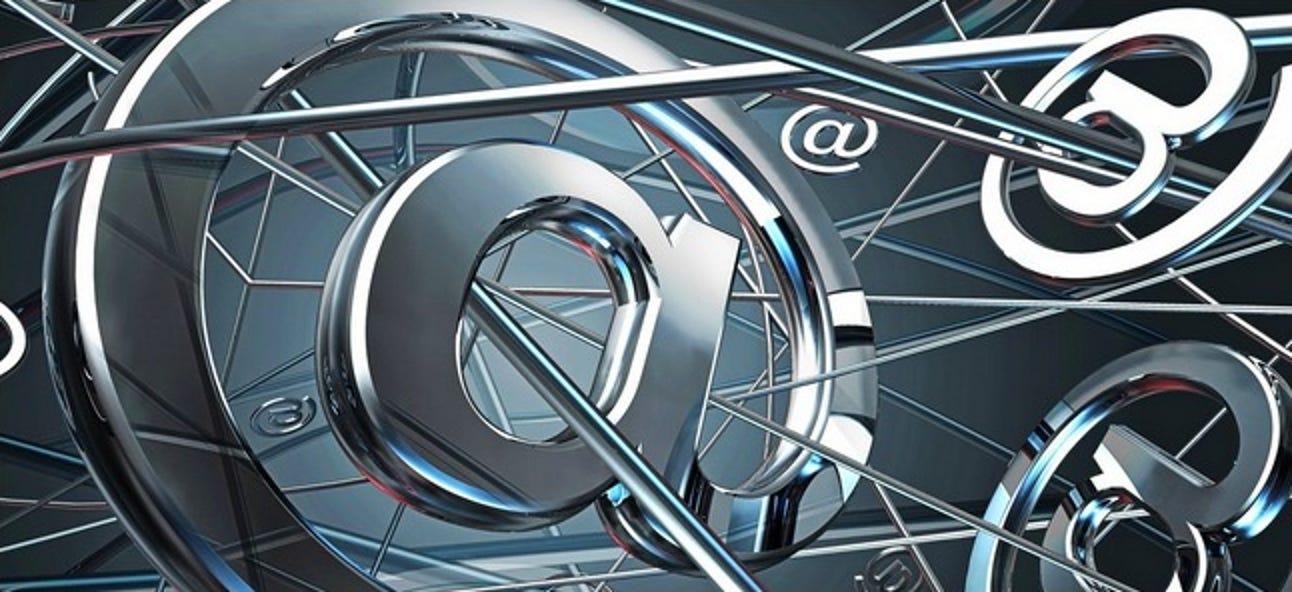Verhindert die Verschleierung von E-Mail-Adressen tatsächlich Spam?