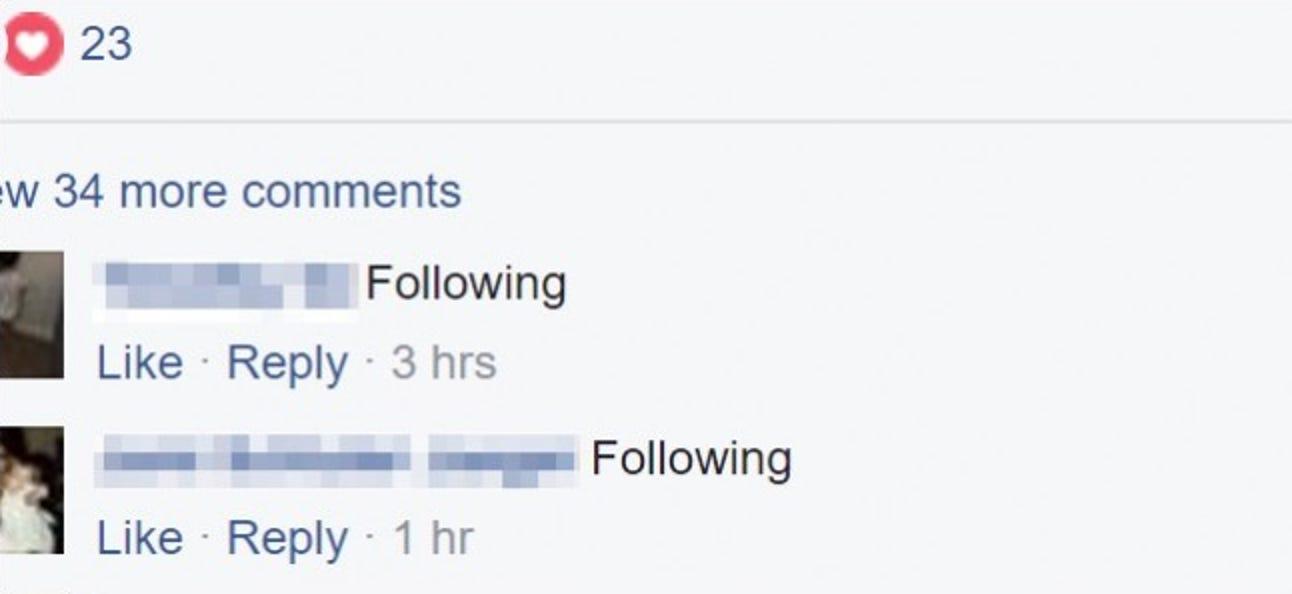 So erhalten Sie Benachrichtigungen für jeden Facebook-Beitrag, ohne ihn zu kommentieren