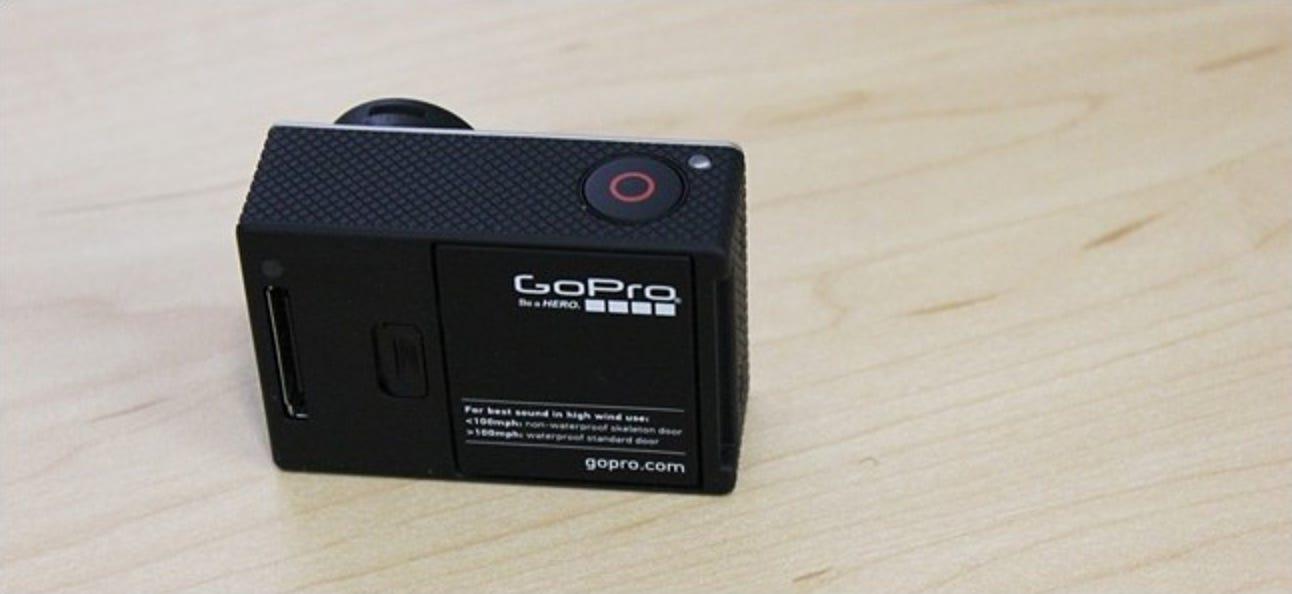 Sechs Möglichkeiten, das Beste aus deiner GoPro herauszuholen