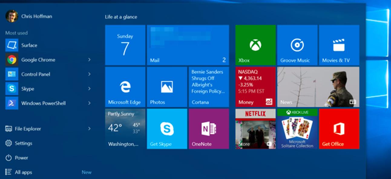So stoppen Sie die Ausführung von Windows 10-Apps im Hintergrund