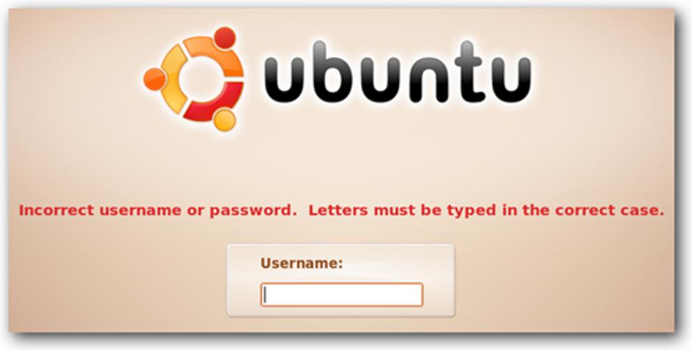 Setzen Sie Ihr Ubuntu-Passwort ganz einfach von der Live-CD zurück