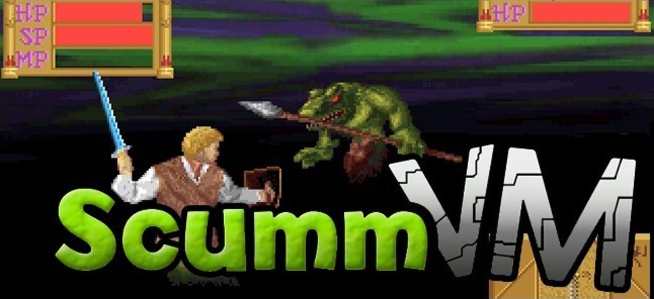 So spielen Sie Retro-Point-and-Click-Abenteuer mit ScummVM