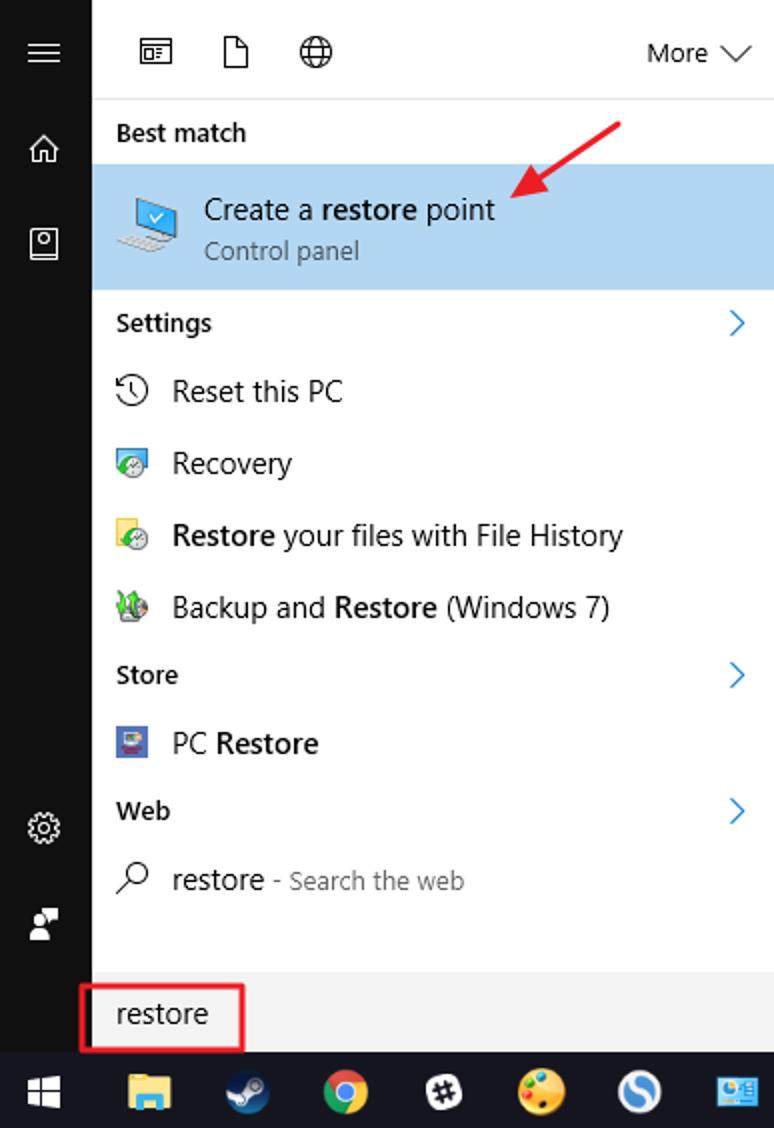 So erstellen Sie einen Systemwiederherstellungspunkt in Windows 7