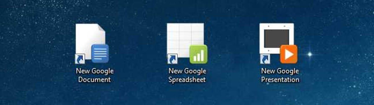 So erstellen Sie schnell neue Google-Dokumente mit einer Verknüpfung oder einem Hotkey