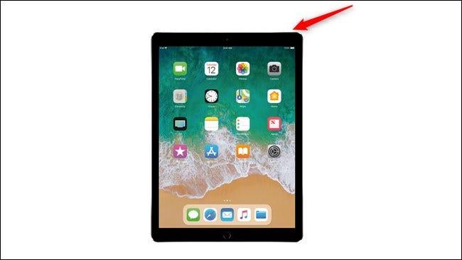 Apple iPad Pro 2017 Ein-/Aus-Taste