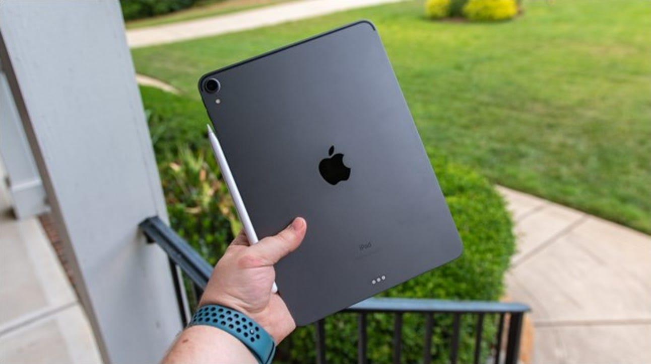 So schalten Sie ein iPad Pro aus