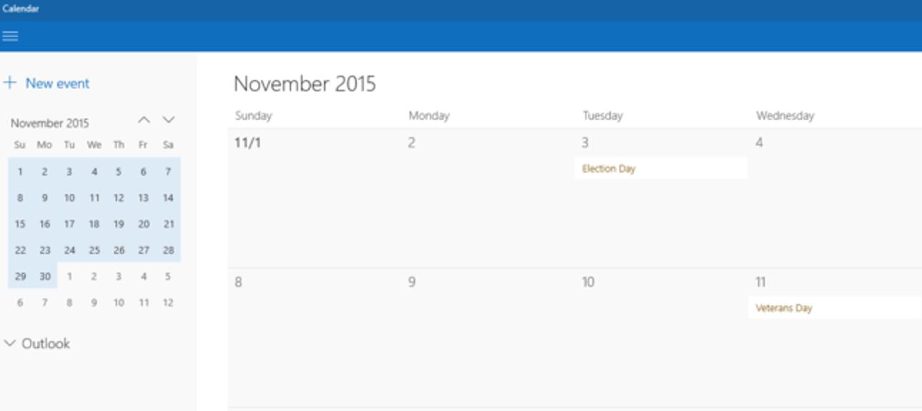 So verwenden Sie Ihren Google-Kalender in der Windows 10-Kalender-App