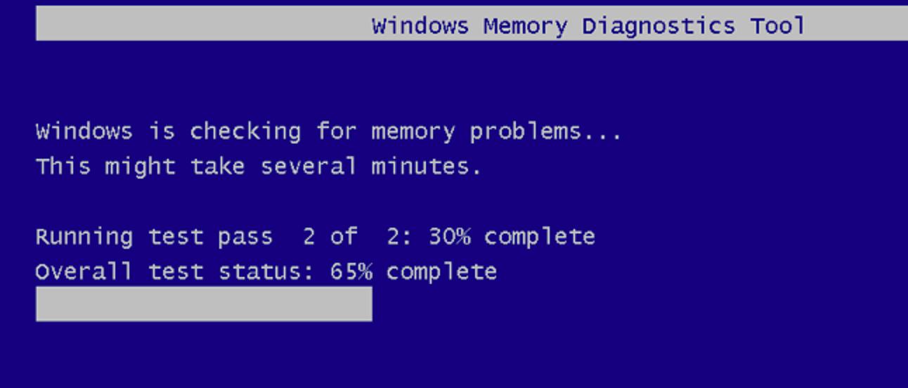 So testen Sie den Arbeitsspeicher Ihres Computers auf Probleme
